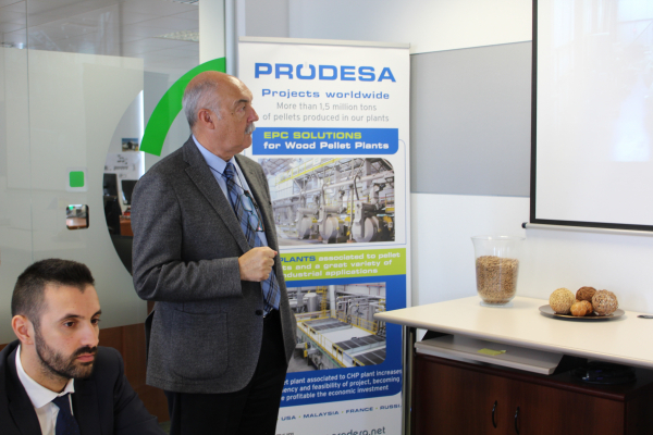 Prodesa has been honored with Award to the Best SME
