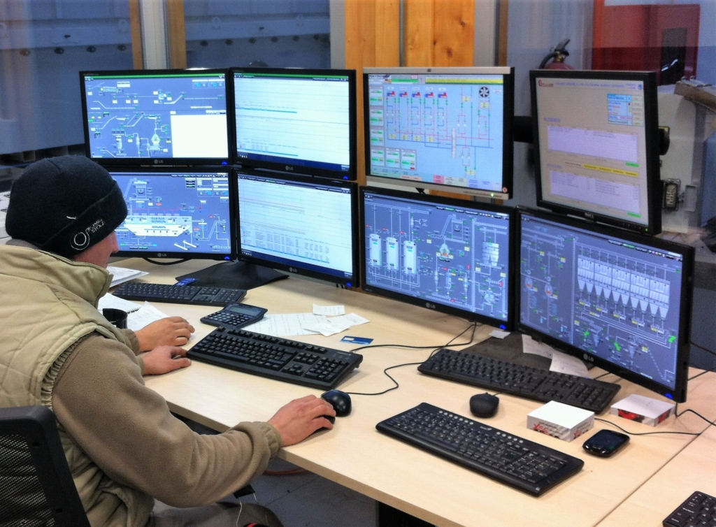 PRODESA smartpellet software for production control