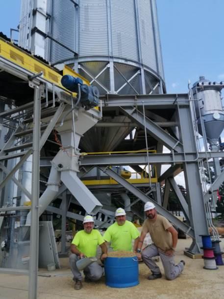 PRODESA completes commissioning pellet plant