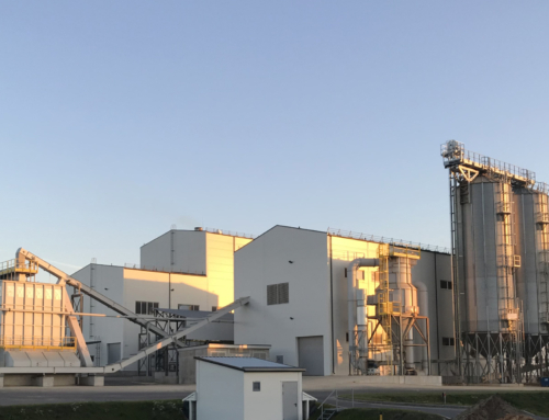 PRODESA, to supply two complete pellet plants in Belarus