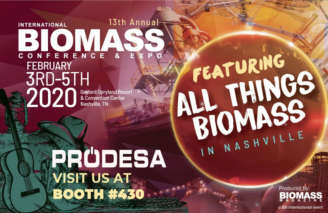International Biomass Conference Nashville Tenneessee USA