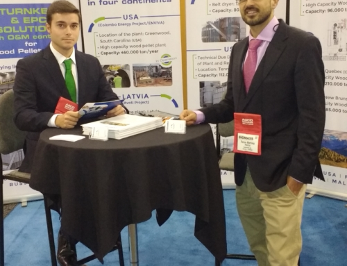 PRODESA North America: INTERNATIONAL BIOMASS CONFERENCE AND EXPO, Atlanta, 16-18 April