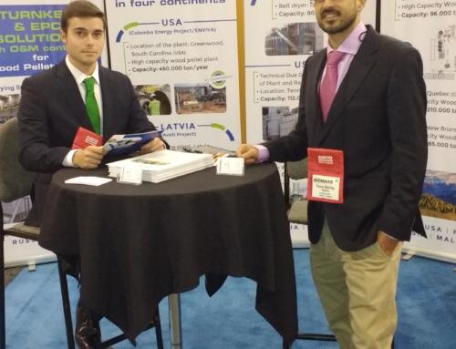 PRODESA North America: INTERNATIONAL BIOMASS CONFERENCE AND EXPO, Atlanta, 16-18 Abril