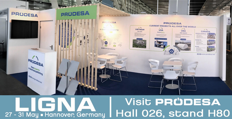 Prodesa - Experts in Biomass Pelleting