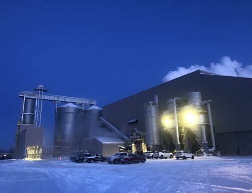 Successful implementation of the first Prodesa projects in wood pellet plants in Canada