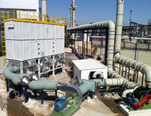 Gas Treatment Revamping: Regenerative Thermal Oxidizer (RTO)