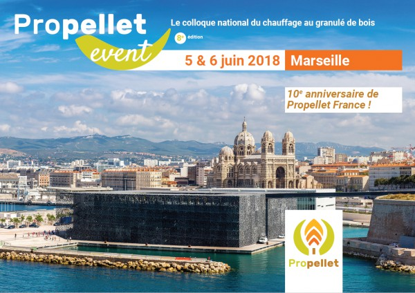 Propellet event, 5-6 June, Marseille (France)