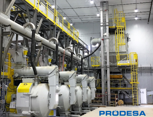 PRODESA, already working in DRAX biomass projects in the US