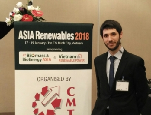 4th Biomass & Bioenergy Asia 17-19 Jan, 2018 – Ho Chi Minh City, VIETNAM