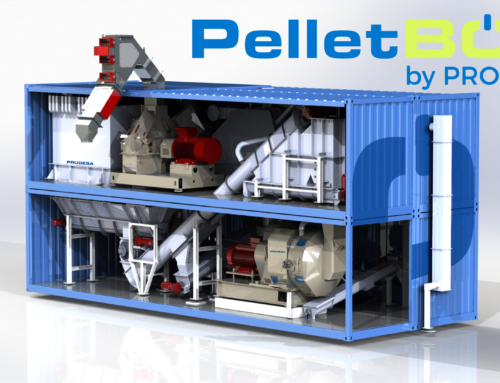 PelletBox by Prodesa — Our latest innovation in pellet plants