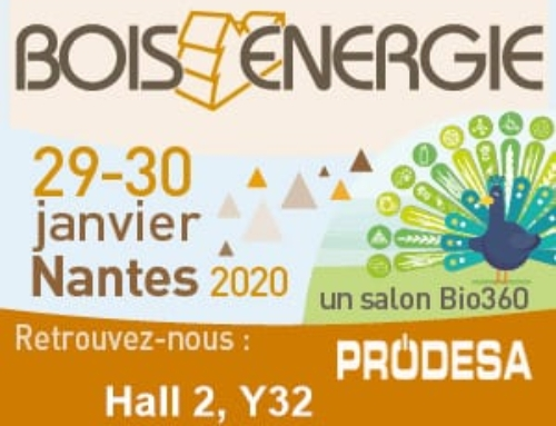 Prodesa will attend to Bois Energie 2020