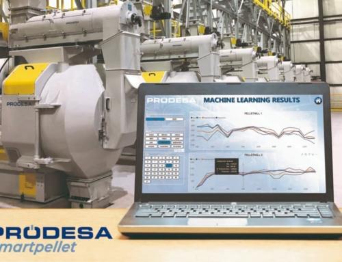 PRODESA presenta SMARTPELLET para el control de la producción