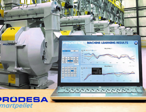 PRODESA introduces Smartpellet for production monitoring