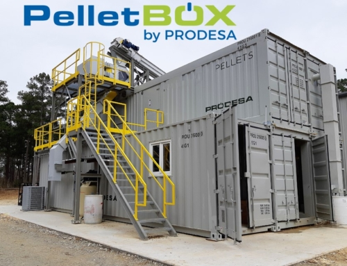 PelletBOX by PRODESA, beyond expectations