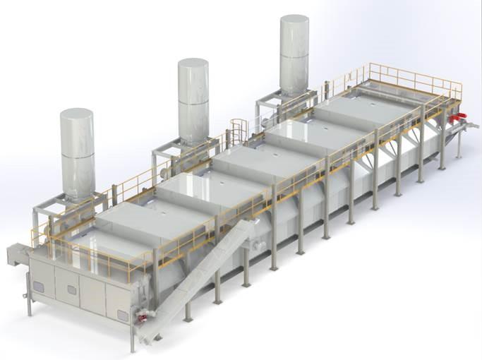 Prodesa предоставляет техническую поддержку Sumitomo Corporation, японской корпорации, являющейся лидером в области пеллетирования биомассы